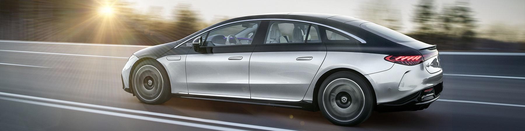 Mercedes EQS 108kWh 524 km actieradius