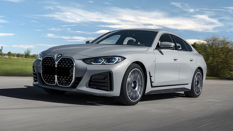 BMW 4-Gran Coupe