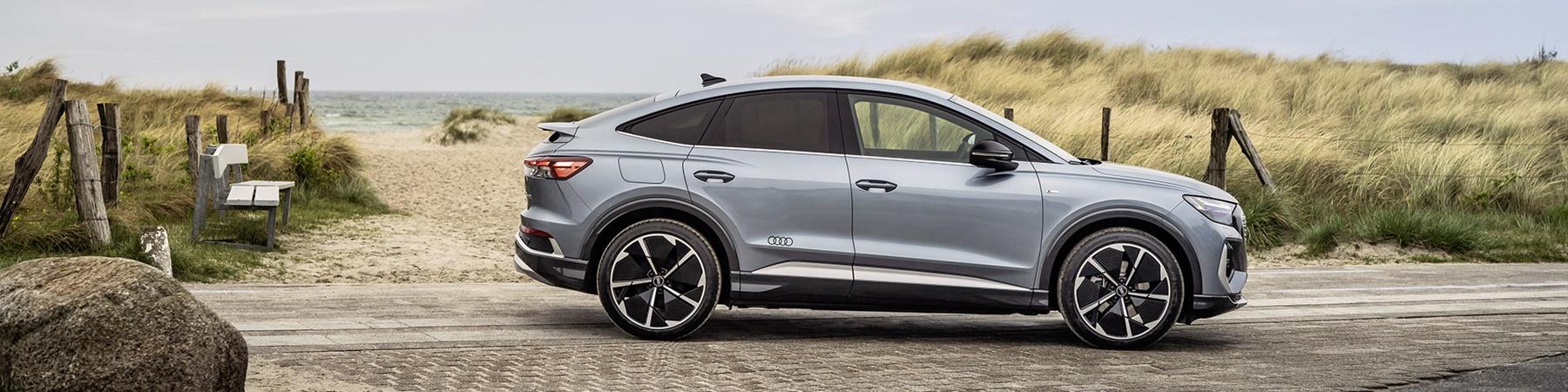 Audi Q4 sportback e-tron 52kWh 297 km actieradius
