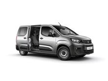 Peugeot Partner 1.2 puretech 650 pro 110 s+s 81kW