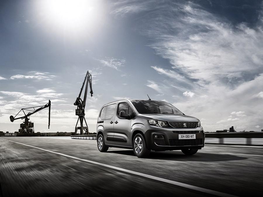 Peugeot Partner 1.5hdi 1000 grip 74kW