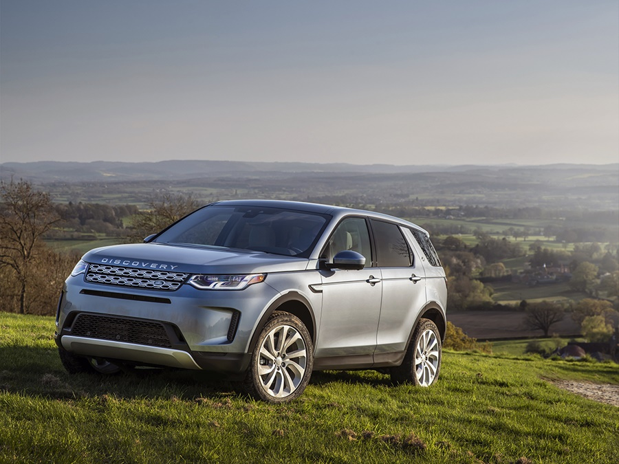 Discovery Sport Commercial