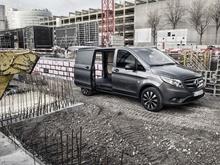 Mercedes-Benz Vito elektrisch 4-deurs 35kWh lang 85kW aut