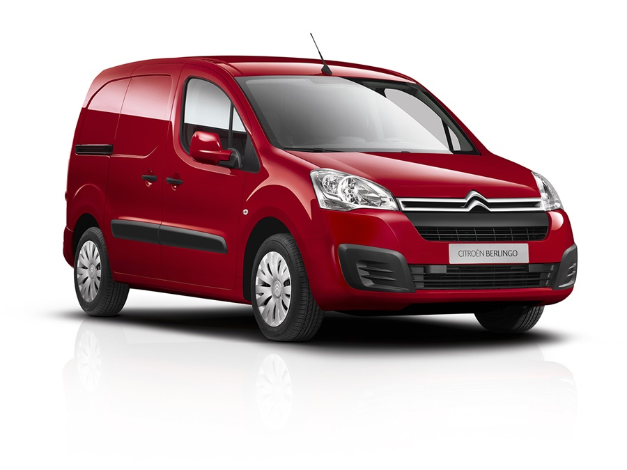 Citroen Berlingo 1.6hdi blue hdi 100 business economy start&stop roetf.