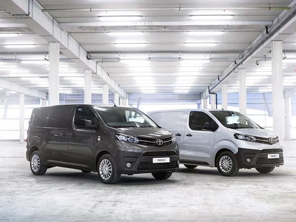 Toyota ProAce 1.6d compact comfort 70kW