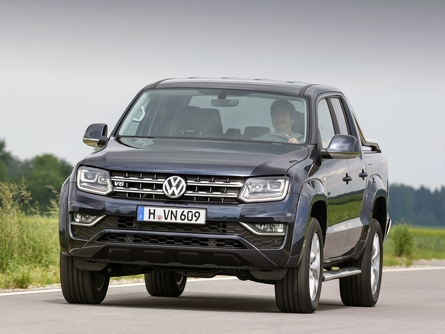 Volkswagen Amarok (Pick-up)